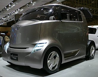 Toyota concept vehicles (2000–2009) - Hi-CT at the 2007 Tokyo Motor Show