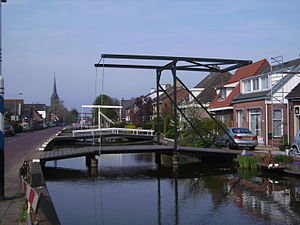 Stompwijk - The centre of the village