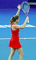 2009 Brisbane International - Amelie Mauresmo 02.jpg