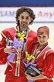 2009 Cup of China ice-dance Khokhlova-Novitski04.jpg