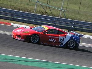 2009 FIA GT Championship -  Ferrari won the GT2 Manufacturers' Cup