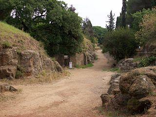 Cerveteri Comune in Lazio, Italy