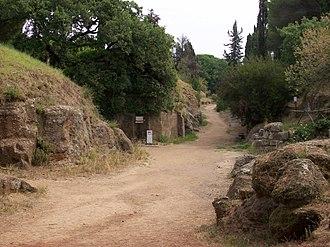 Cerveteri - Banditaccia Necropolis