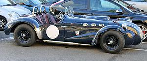 Allard J2 (original) - 2010 Allard J2X MkII