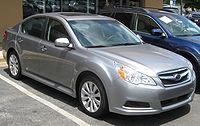 Subaru Legacy (fifth generation) thumbnail