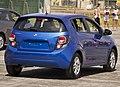 2011 Holden TM Barina hatchback (5).jpg