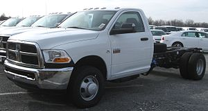 Ram Pickup - 2011 Ram 3500 chassis cab