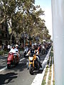 2012 Catalan independence demonstration motorcycles 02.jpg