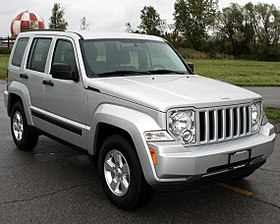 jeep liberty - wikipedia