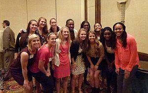 Hartford Hawks women's basketball - 2013–14 Hartford Hawks Women's Basketball team