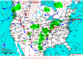 2013-04-10 Surface Weather Map NOAA.png