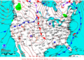 2013-05-13 Surface Weather Map NOAA.png