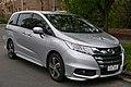 2014 Honda Odyssey (MY14) VTi-L van (2015-08-07) 01.jpg