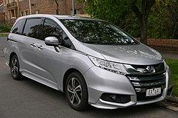 Honda Odyssey Wikipedia