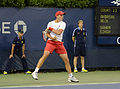2014 US Open (Tennis) - Qualifying Rounds - Andreas Beck (15055945042).jpg
