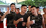 2015.8.13. 해병대1사단-전투수영훈련 13rd, Aug, 2015. ROK 1st Marine Div-Combat Swimming Training (20302565313).jpg