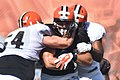 2015 Cleveland Browns Training Camp (20058682600).jpg