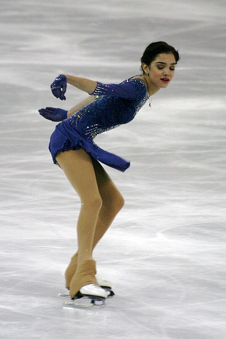 2015 Grand Prix of Figure Skating Final Evgenia Medvedeva IMG 9371.JPG