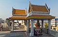 2016 Bangkok, Dystrykt Samphanthawong, Wat Traimit Witthayaram (24).jpg
