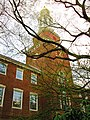2016 Brooklyn College Library tower from below.jpg
