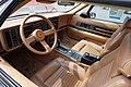2016 Northeast Texas Buick and Classic Car Show 18 (1989 Buick Reatta interior).jpg