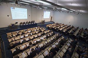 NATO School - Conference held at Manfred Wörner Hall