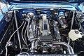 2017 Bois d'Arc Spring Car Show 48 (1966 Chevrolet Chevy II - Nova engine).jpg