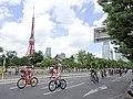 2017 Tour of Japan stage 8 start.jpg