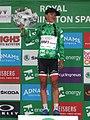 2017 Women's Tour stage 3 race leader 034 Kasia Niewiadoma.JPG