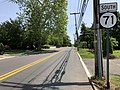 2018-05-25 13 24 29 View south along New Jersey State Route 71 (Monmouth Road) at Monmouth County Route 537 (Eatontown Boulevard) on the border of Oceanport and Eatontown in Monmouth County, New Jersey.jpg