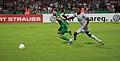 2018-08-17 1. FC Schweinfurt 05 vs. FC Schalke 04 (DFB-Pokal) by Sandro Halank–330.jpg