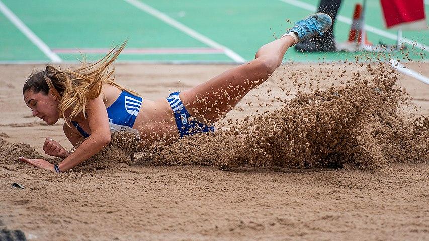 2018 DM Leichtathletik - Weitsprung Frauen - Sophie Weissenberg - by 2eight - 8SC1211.jpg