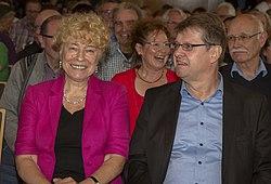 2019-09-10 SPD regional conference team Schwan Stegner by OlafKosinsky MG 0444.jpg