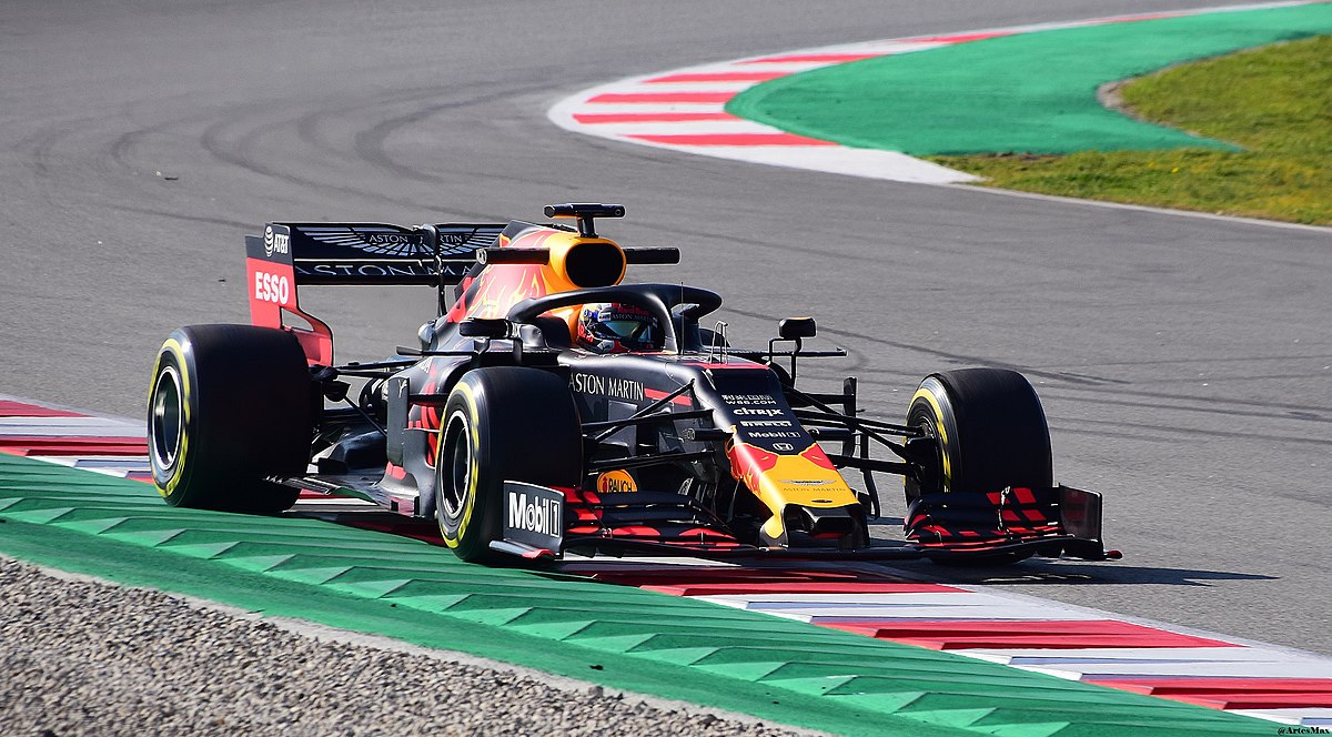 Px Formula One Tests Barcelona C Gasly