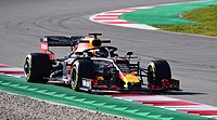 2019 Formula One tests Barcelona, Gasly (40248356523).jpg
