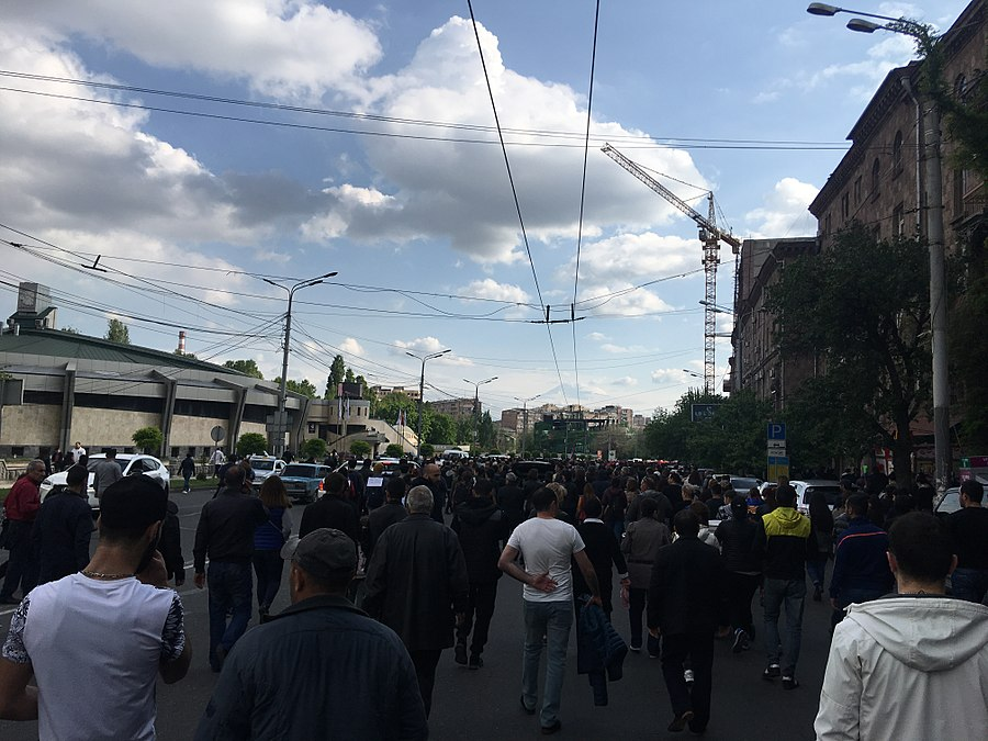 22.04.2018 Protest Demonstration, Yerevan 61.jpg