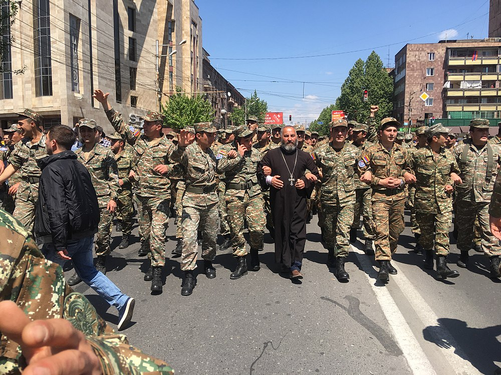 23.04.2018 Protest Demonstration, Yerevan 8.jpg