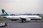 251ak - Mexicana Airbus A320-231, F-OHML@MEX,26.07.2003 - Flickr - Aero Icarus.jpg