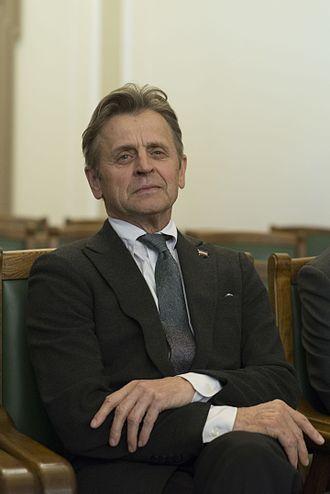 Mikhail Baryshnikov - Mikhail Baryshnikov, 2017