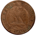2 centimes Napoléon III revers.png