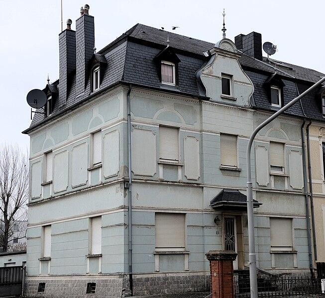 Haus op Nr 3, Réimecherstrooss zu Munneref.