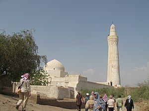 Al-Asha'ir Mosque - Overview
