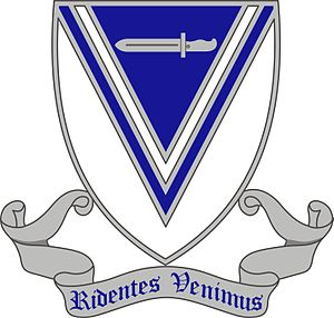33rd Infantry Regiment (United States) - Image: 33 Inf Rgt DUI