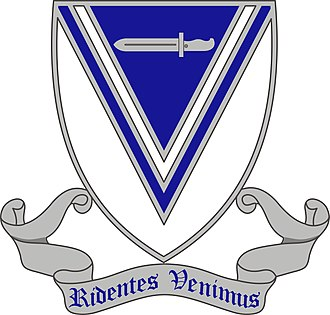33rd Infantry Regiment (United States) - Image: 33 Inf Rgt DUI
