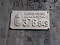 376 649 steam locomotive, plate, 2019 Siófok.jpg