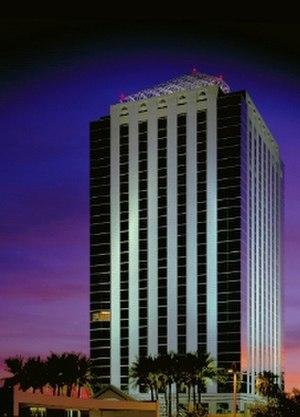 Del E. Webb Construction Company - Image: 3800 Tower