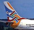 38bw - British Airways Boeing 737-400; G-DOCX@ZRH;23.08.1998 (8055984882) (cropped).jpg