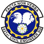 421 Civil Engineer Sq emblem.png