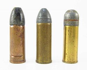 .44 Colt - Image: 44 Colt