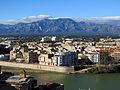 497 L'Ebre i el barri de Ferreries (Tortosa), des de la Suda.JPG